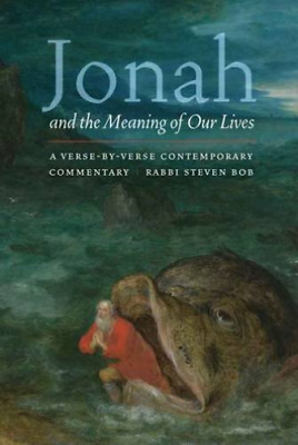 Bob Steven-Jonah & The Meaning Of Our Liv BOOK NEW