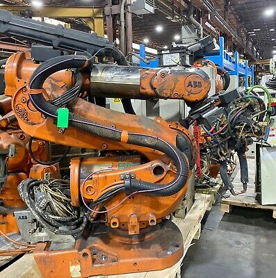 ABB IRB6600-175/2.55 Robot and S4C+ Controller