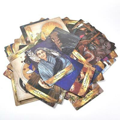 Angels And Ancestors Oracle Cards 48-card Deck Tarot Card By Kyle Gray
