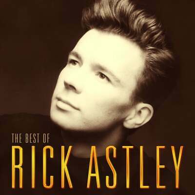 RICK ASTLEY - THE BEST OF CD ~ GREATEST HITS ~ 80's 90's *NEW*