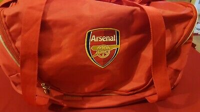 ARSENAL FC Gunners official football club training bag new season