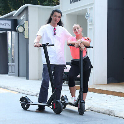 Patinete Eléctrico - Electric Scooter S5 250W 5.8Ah 23Km/h 8'5 pulg. Tubeless