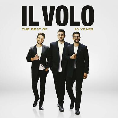 Il Volo - The Best Of… 10 Years Cd Album New (8Th Nov)