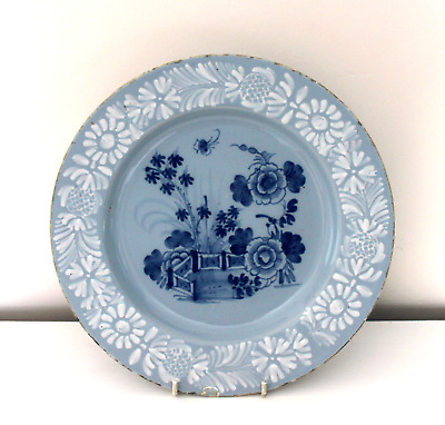 18th.Century Bristol Delft Charger