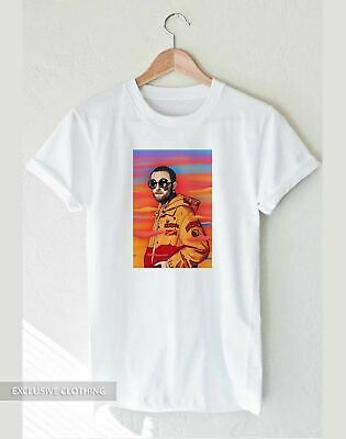 Mac Miller Poster Rapper Hip Hop Legend Never Die Most Dope T-Shirt S-Xxl Cotton