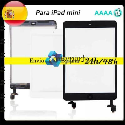 Pantalla Tactil Para iPad Mini 1 2 Complet Digitalizador +IC Negro / Blanco