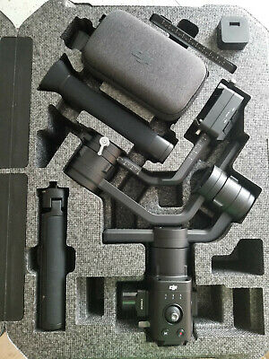 DJI Ronin S 3-Axis Motorized Gimbal/Stabilizer Kit MINT condition!