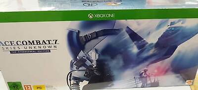 Ace Combat 7 Strangereal Collectors Edition Promo Skies Unknown Xbox One