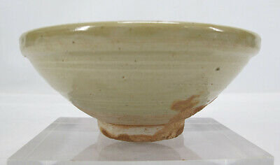 Chinese 1000's Tang Song Celadon Bowl Archaeology Chinese Pottery Ceramics yqz