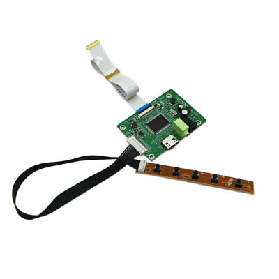 1080P Audio LCD Screen Controller Board 30 pin Adapter Panel HDMI To EDP