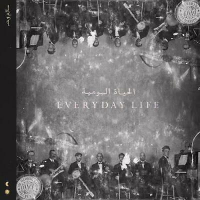 COLDPLAY EVERYDAY LIFE PRESALE NEW SEALED VINYL 2LP & MP3 OUT 22nd NOVEMBER