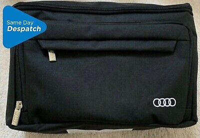 GENUINE AUDI STORAGE OR SEAT TIDY ACCESSORY BAG UNIVERSAL 00A087000