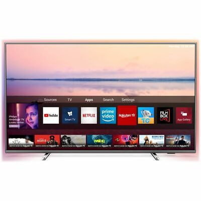 Philips TPVision 50PUS6754 50 Inch TV Smart 4K Ultra HD Ambilight LED Freeview