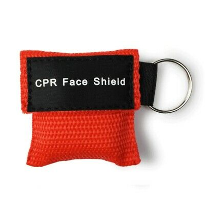 CPR Masks Cpr Face Shields Mouth To Mouth Breathing Mask Training For Outdoor