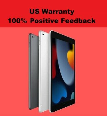 "2019 Apple iPad 7th Gen 32/128GB WiFi 10.2"" Retina/A10 Chip/TouchID Latest Model"