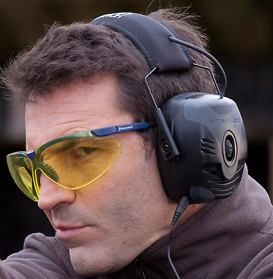 Howard Leight by Honeywell Impact Pro High Noise Reduction Rating Sound Earmuff