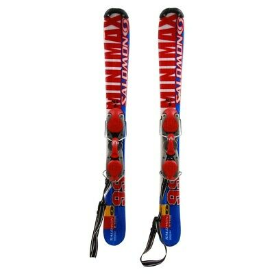 MINI SKI OCCASION Salomon minimax snowblade + fixations