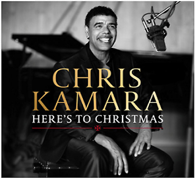 Chris Kamara 	Here's To Christmas CD ALBUM   NEW(15THNOV)