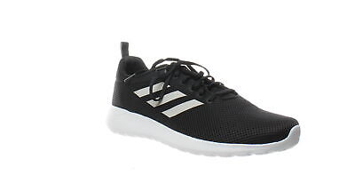 Adidas Mens Lite Racer Cln Black Running Shoes Size 13 (508194)