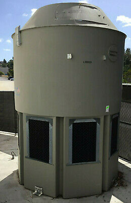 New 85 Ton Delta Cooling Tower Paragon Induced Draft T-85 I, 5 HP 160 GPM