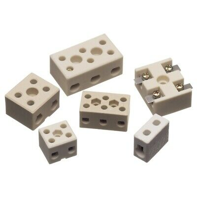 Ceramic Connector Blocks For High Temperature Applications