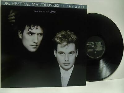 ORCHESTRAL MANOEUVRES IN THE DARK the best of OMD LP EX+/EX, OMD 1 greatest hits