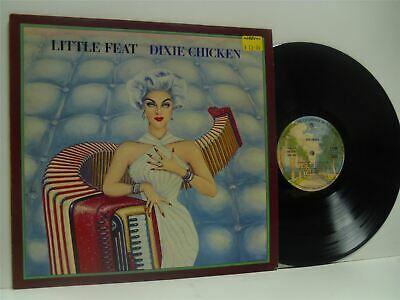 LITTLE FEAT dixie chicken (1st uk press) LP EX/EX-, K46200, vinyl, southern rock