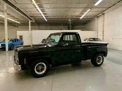 1974 Chevrolet C-10 Cheyenne Super 1974 Chevy Cheyenne Super 10 Stepside * 454 / TH400