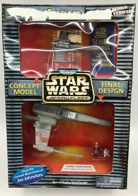 Micro Machines 73420 Star Wars Action Fleet X-Wing Starfighter #1 NIB