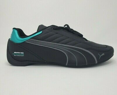 Puma Mercedes  Mapm Future Kart Cat Men 33980701 Shoes Black Smoked Pearl