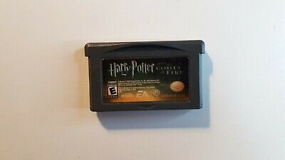 Harry potter and the goblet of fire Nintendo Gameboy advance⭐GBA Game Boy