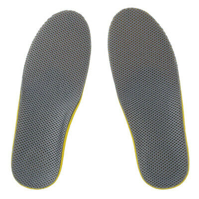 2X(Comfortable Orthotic Shoes Insoles Inserts High Arch Support Pad I5P4)