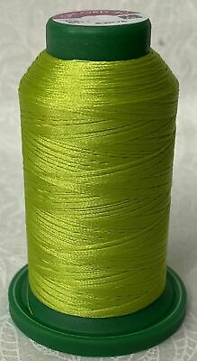 ISACORD 40, Machine Embroidery / Sewing Thread 1000m Colour 6011 TAMARACK