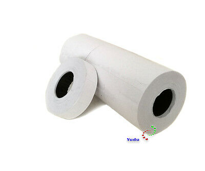5000er Labels for Price Labeler Whole White MX6600
