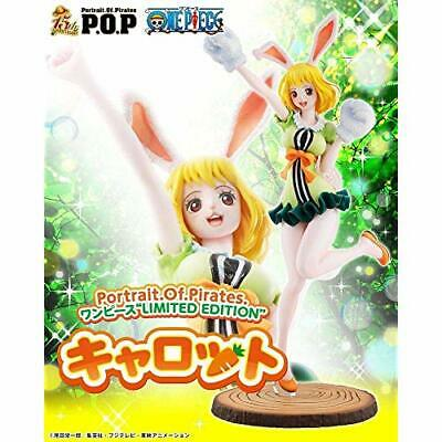 P.O.P Portrait.Of.Pirates ONE PIECE POP LIMITED EDITION Carrot Figure w//Tracking