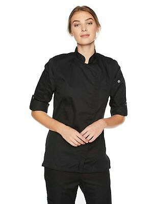 Chef Works Women's Hartford Chef Coat # SMALL