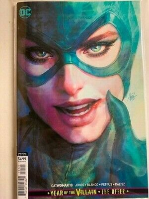Catwoman #10 Variant DC 2019 VF//NM