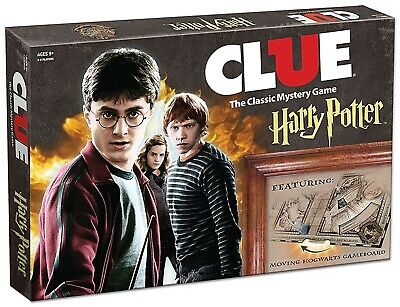 Clue: Harry Potter Collector's Edition board game