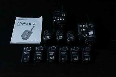 Godox Wireless Hss 433Mhz Receiver And Triggers Collection (Canon)