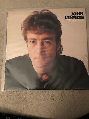 1982~John Lennon~The John Lennon Collection~Vinyl LP Album~🇬🇧UK Press~EMTV 37