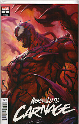 ABSOLUTE CARNAGE #1 (ARTGERM VARIANT) COMIC BOOK ~ Marvel Comics