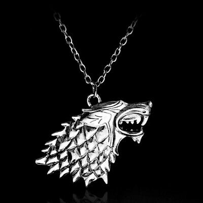 Collana Trono Di Spade Stark Game Of Thrones Serie Tv