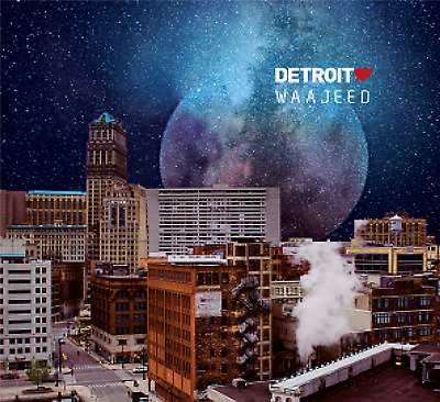 Waajeed	Detroit Love Vol. 3 CD ALBUM    NEW(15THNOV)