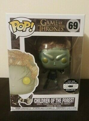 Funko Pop Game of Thrones #69 Children of the Forest NYCC 2018 LE HBO Shop Excl