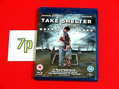 Take Shelter (BLU-RAY) Thriller ✔️ VGC