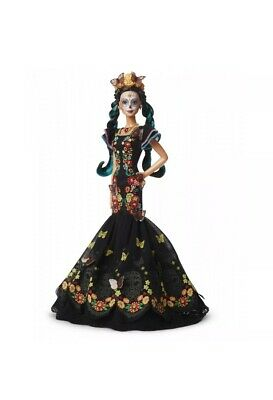 Barbie Dia De Los Muertos Doll 2019 Day Of The Dead - In Hand Ships Now