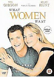 What Women Want (DVD, 2007)