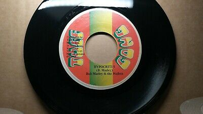 Bob Marley & The Wailers Nice Time Hypocrites Tuff Gong 1967 RE Roots Rocksteady