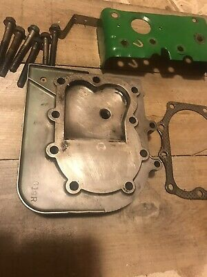 Briggs and Stratton 8hp Head w/Bolts and Heat shield, Model 191702