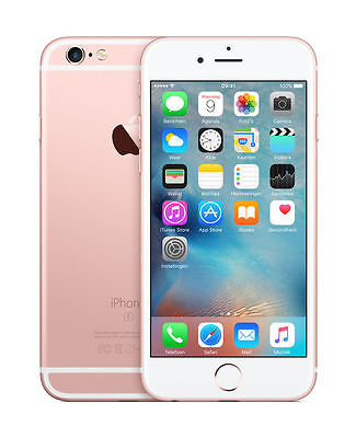 NEW Apple iPhone 6s - A1633 - 32GB - Rose Gold - Factory Unlocked - Brand New